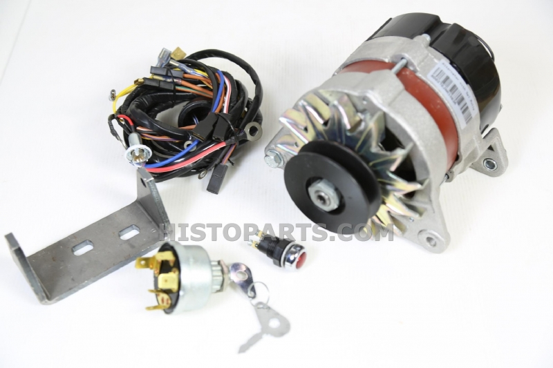 Dynamo To Alternator Conversion Kit Massey Ferguson 135